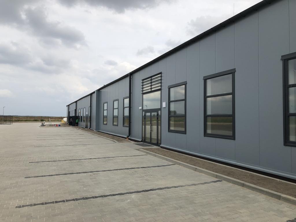 Zakład produkcyjny urządzeń domontażu powierzchniowego podzespołów elektronicznych SMD naterenie Parku Regionalnego wGryfinie