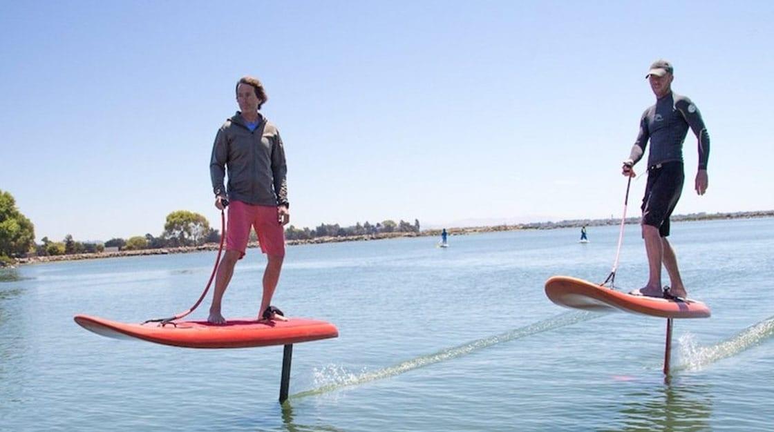 """""""Stworzenie nowatorskiej, opartej nainnowacyjnych rozwiązaniach oferty turystycznej: electric hydrofoil surfboard wVITAL MOOR TUR Sp. zo.o"""""""