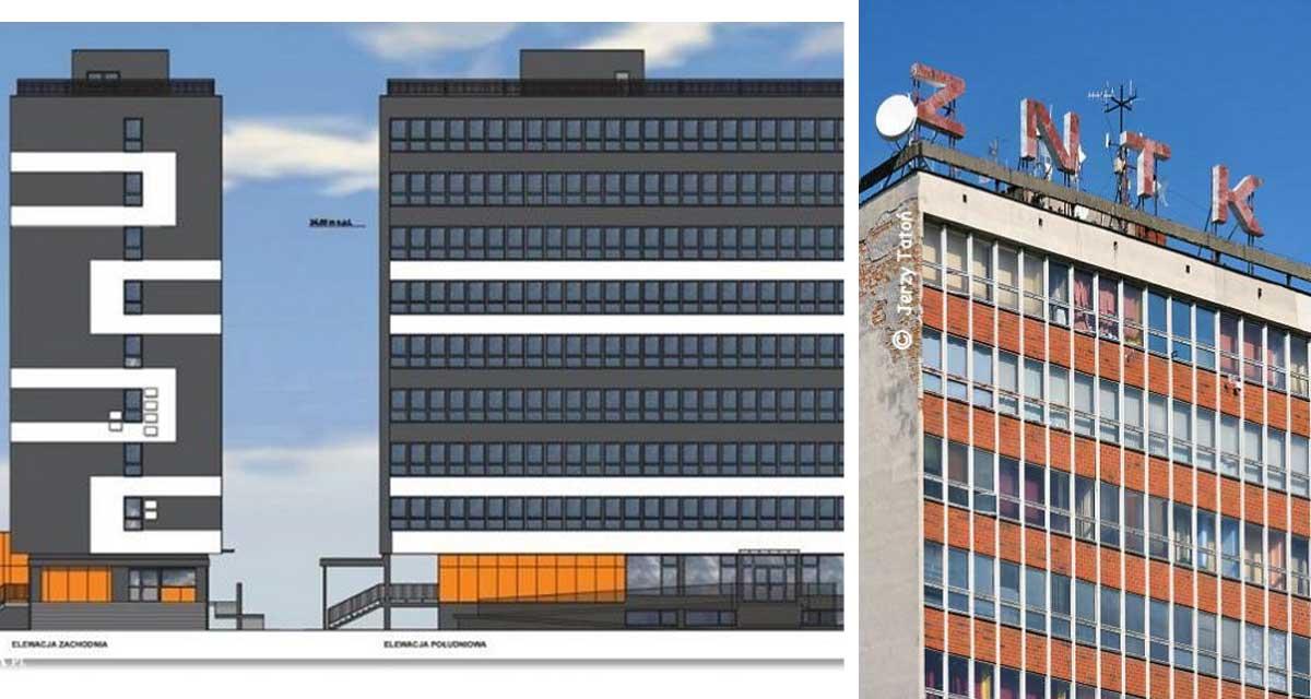 Modernizacja energetyczna budynku biurowego SARL wStargardzie