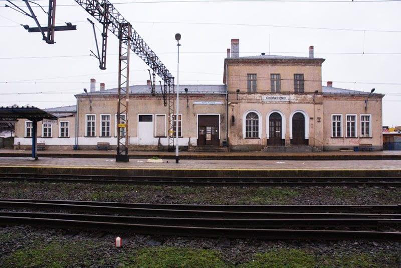 Najda Consulting wygrywa przetarg napełnienie funkcji Inspektora Nadzoru dla projektu modernizacji dworca kolejowego wChoszcznie